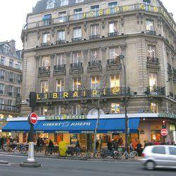 Gibert Joseph, Paris