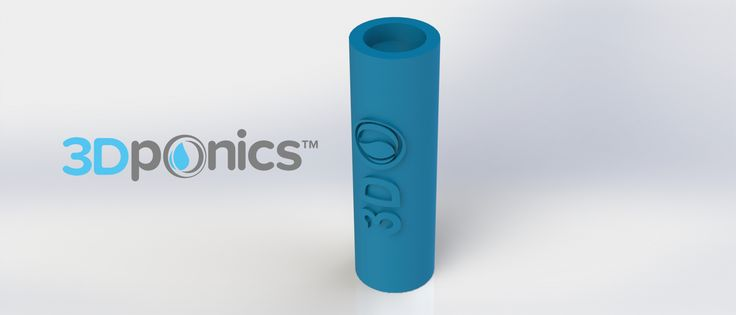 Silencer | Reduces the noise produced by the system when the pump is operating so that you can have a system in your living room or kitchen. #3Dponics