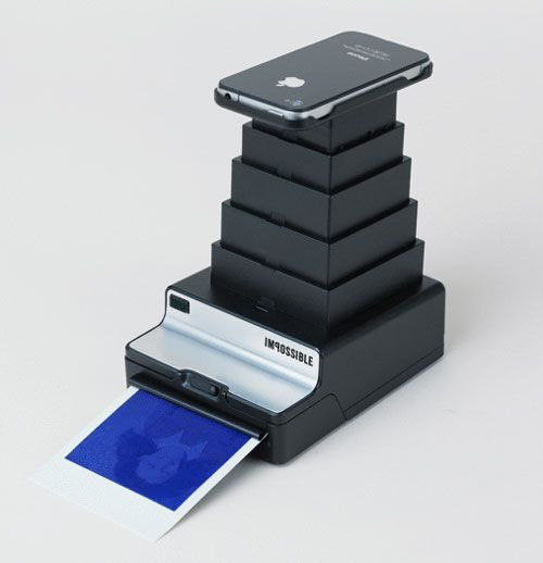 The Impossible Instant Lab