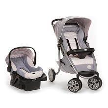 Disney Princess Royal Ride Travel System Stroller - Grey: Disney Princess, Royal Ride, Travel System, Baby