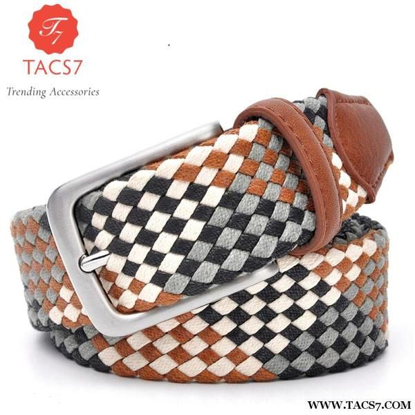 Braided Belt Trending Accessories