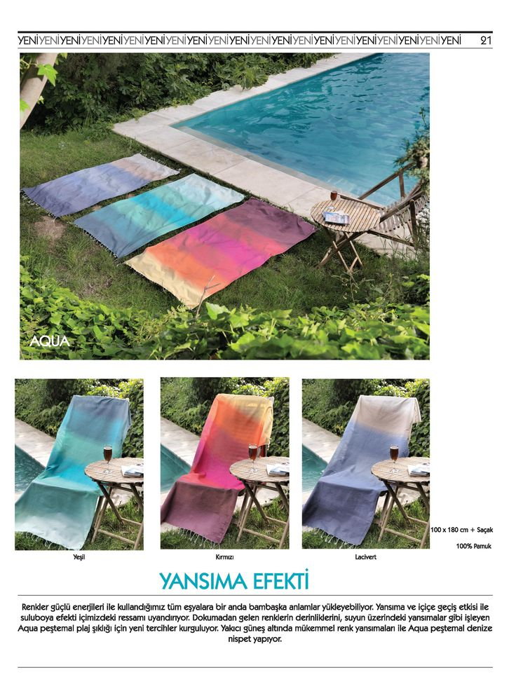 Buldans Online Katalog: Turkish Towels