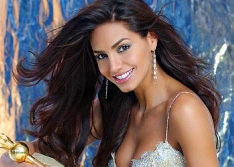 Schöne kolumbianische Frauen