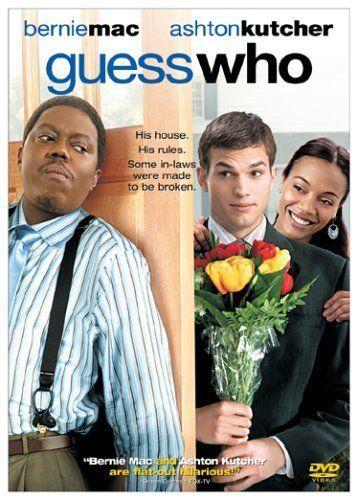 Guess Who (DVD, 2005) - Bernie Mac & Ashton Kutcher