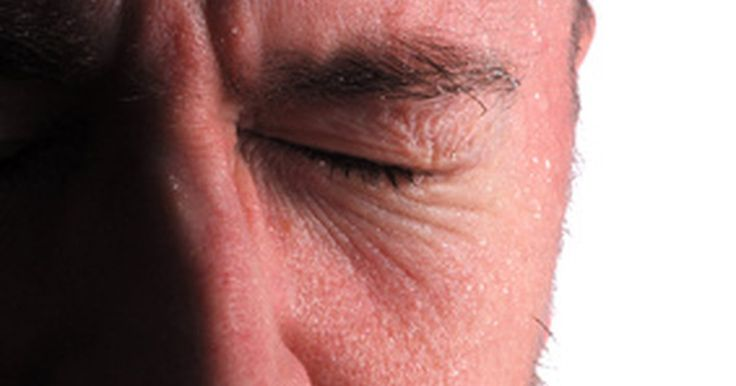 While sweating during exercise or hot weather is normal, some people experience intense sweating for other reasons, including shyness or habits such as eating hot foods. Excessive sweating can be embarrassing and lead to problems with self-esteem. For women who wear makeup regularly, facial sweating can be an annoyance.