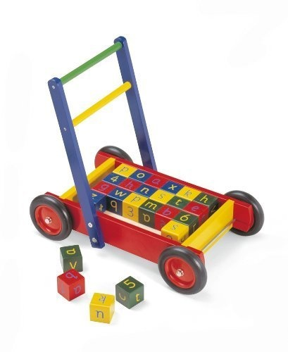 Pintoy Baby Walker With Bricks from Pintoy £39.99