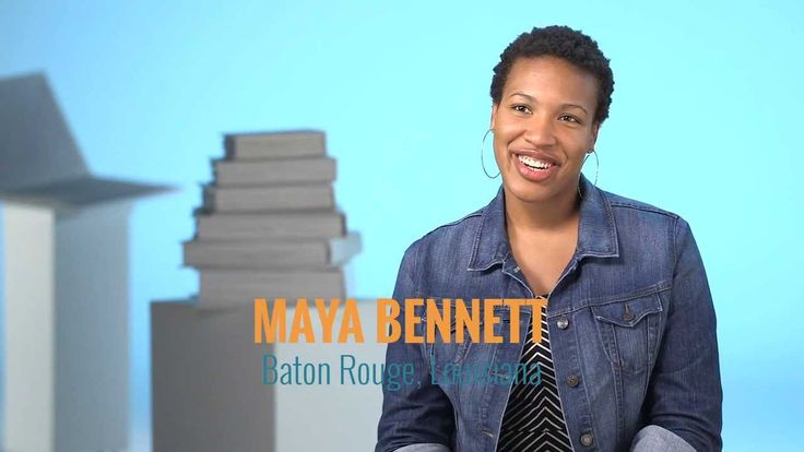Baton Rouge teacher Maya Bennett talks about her time in the classroom!