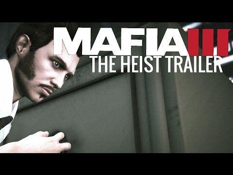 MAFIA 3 HEIST TRAILER  ( GTA 5 ROCKSTAR EDITOR ) - YouTube