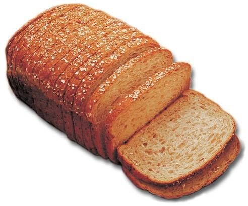 Bread, Sliced  2 slices of bread for women, and 2 slices of bread for men would be considered a fast carb. Learn more at www.mydietfreelife.com