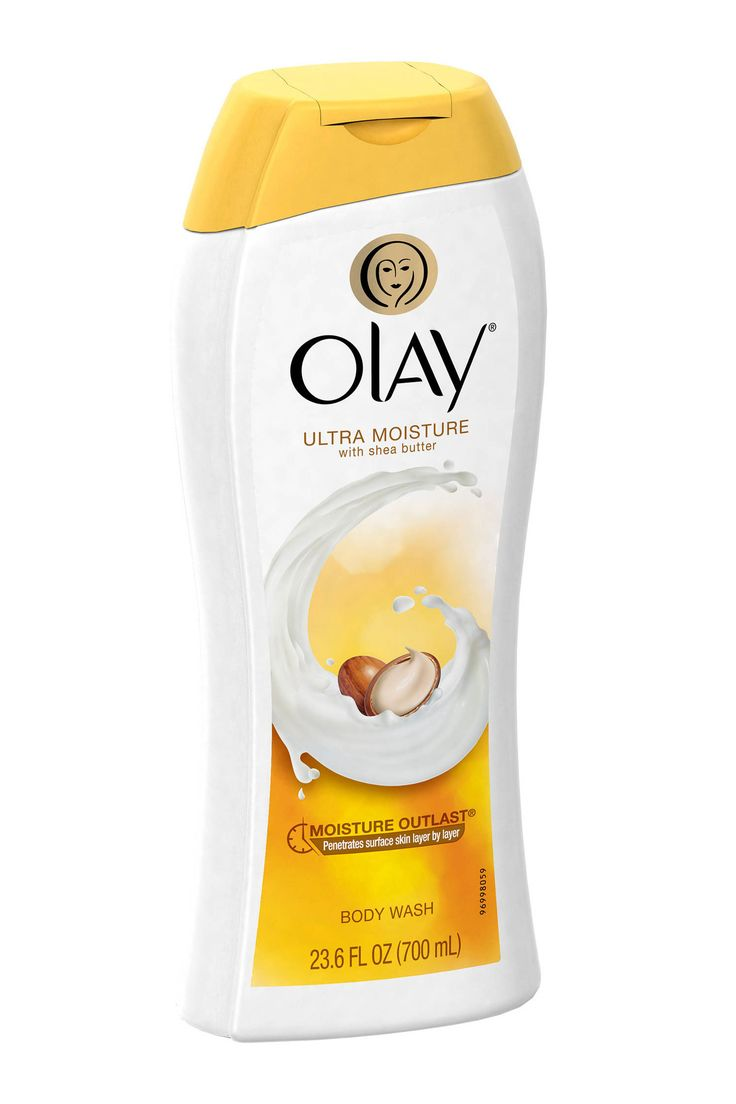 Olay Ultra Moisture Body Wash - GoodHousekeeping.com