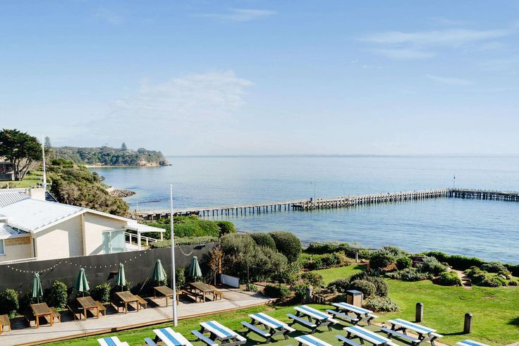 The Portsea Hotel is an iconic landmark of the Mornington Peninsula, Victoria. Its an ideal and family friendly place for a peaceful stay, intimate dining or weddings, celebrations.