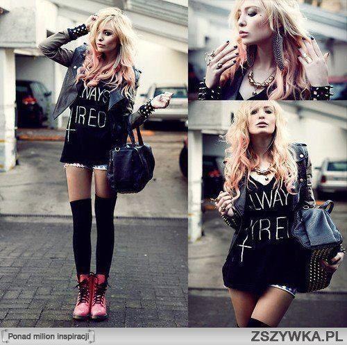 26 Best Inga I Wiki Na Rockowo Images On Pinterest My Style Rock Fashion And Alternative