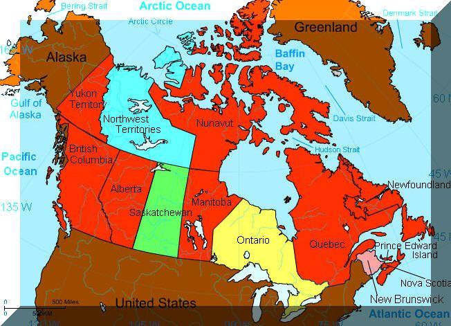 Social Studies - Canada