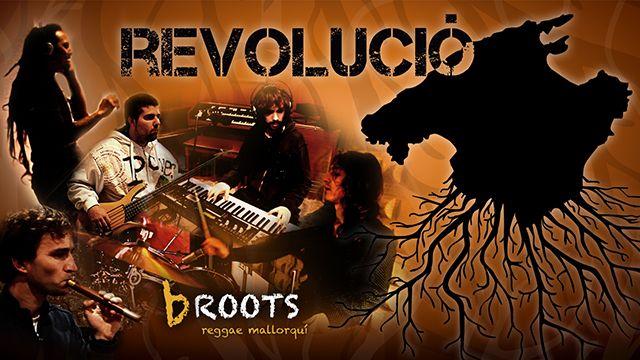 #MUSICA #REGGAE #SKA #CROWDFUNDING Volem empeltar les arrels de la música 'reggae' amb les nostres arrels. Cantam per a la igualtat i la llibertat de tots els pobles i persones. Cançons amb missatge i compromís: identitat, llengua, cultura i natura. Necessitam la teva col·laboració per a enregistrar el nostre primer disc 'Revolució'! http://www.verkami.com/projects/8365-broots-reggae-mallorqui Crowdfunding verkami