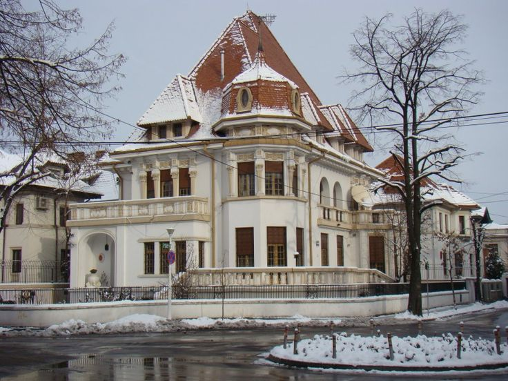 Bucharest, Villa, cca 1927.  Strada Sofia, colt cu Emile Zola, sector 1.