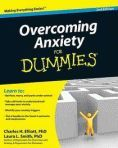 Overcoming Anxiety for Dummies now!   Anxiety.  An Introduction to Anxiety Disorders.  By John M. Grohol, Psy.D.  Table of Contents -   An Introduction to the Anxiety Series -   Generalized Anxiety Disorder -   Panic Disorder -   Social Phobia -   Specific Phobias - Treatment of Anxiety  Disorders - Further Information -   Anxiety, worry, and stress are all a part of most people's life today.