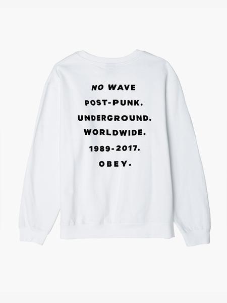 OBEY Underground Worldwide Crewneck