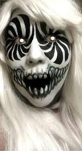 25+ best Scary halloween makeup ideas on Pinterest   Scary ...