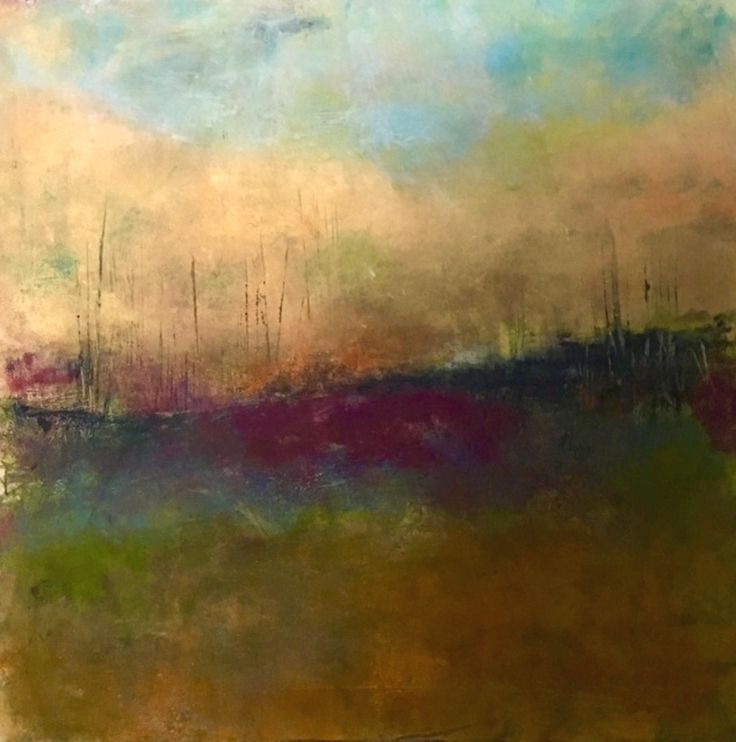 786 best inspiration images on pinterest abstract art for Wax landscape