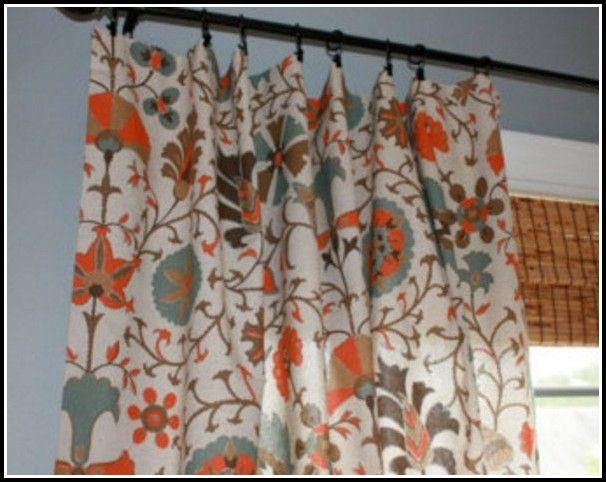 17 best ideas about Burnt Orange Curtains on Pinterest   Burnt ...