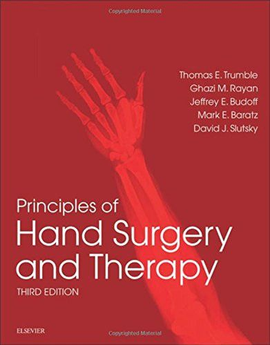 Principles of Hand Surgery and Therapy, 3e