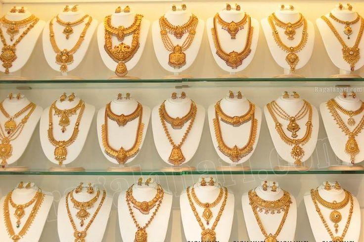 Kazana Jewellery Jewellery latest long chain designs