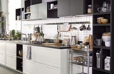 METOD/UDDEVALLA/TUTEMO   Cucina - IKEA   cucina in 2019   Cucine ...