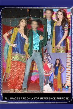 Anushka Sharma BBB Bollywood Replica Patiala Suit