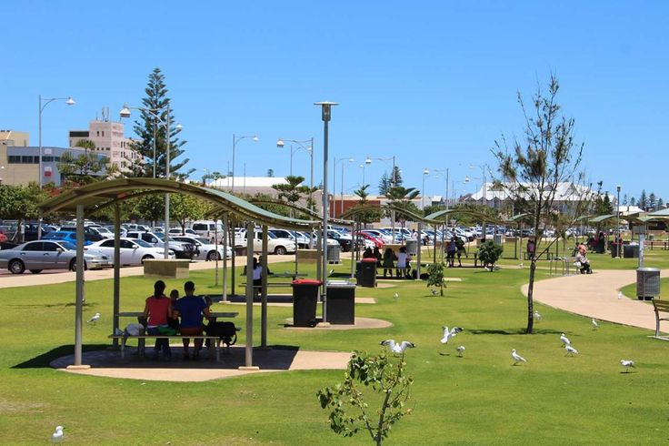 Geraldton Foreshore Geraldton WA is now available on RvTrips. For comments & tips go to: