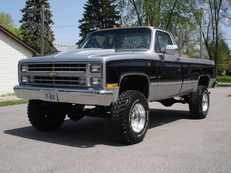 New Guy From Northern Illinois GM Square Body GM - Square body chevy for sale