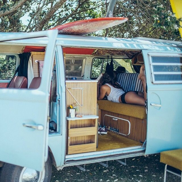 On Energy Saving Mode Vw Camper Bus Repinned By Http