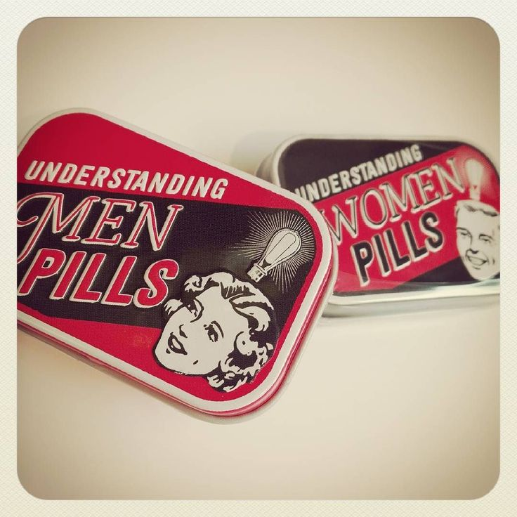 Admit it you know at least one person who wants this.  #understandingwomen #understandingmen #justarrived #retro #mints #funny #nostalgic #new #haha #mintbox #humor #gift #men #women #tgif #50s #retrohumor #fridayfun #livinglounge #giftshop #leuven #parijsstraatleuven