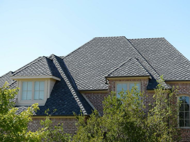 Shasta HD Ridge In Granite Gray | Installation Gallery | PABCO Roofing  Products