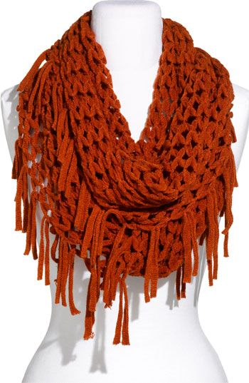 Scarves are a great way to make any outfit fashionable!