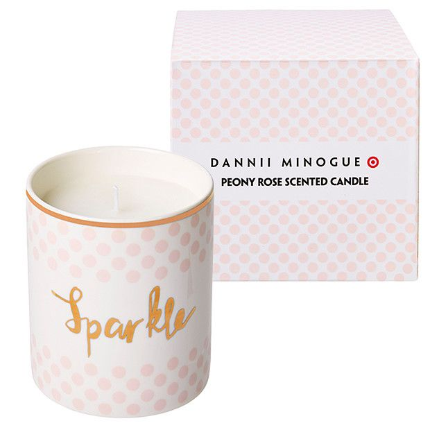 Dannii Minogue Scented Candle - Peony Rose