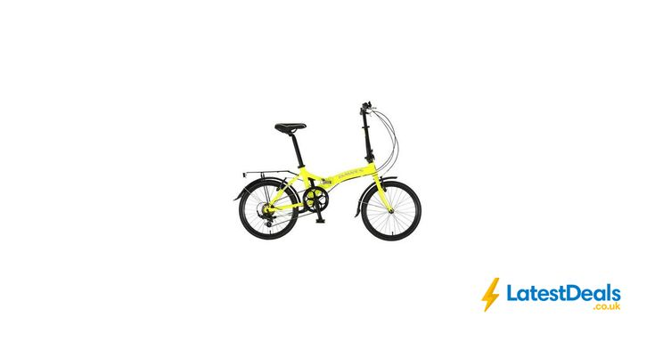 Dawes Jack 2017 Folding Bike Free Delivery, £288 at Evans Cycles