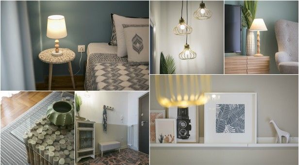 Details from Stylish Apartment Downtown Thessaloniki, Feels Like Home