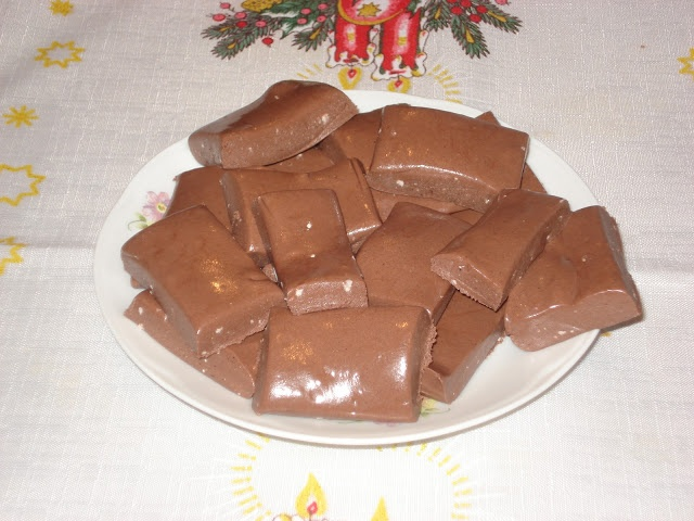 Ada's World: Ciocolata de casa
