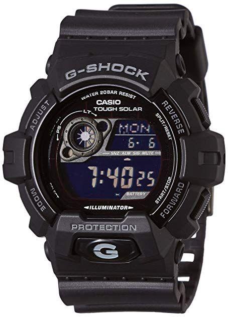 03a1975d19d3 Casio GR-8900A-1ER Mens G-Shock Black Illuminator Review