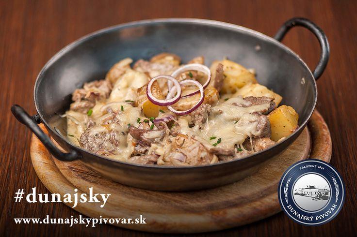Gazdovská panvička #dunajsky