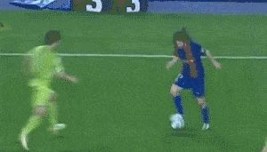 Messi's best goal in his career
