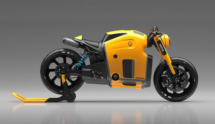 A Superbike Concept by a Supercar Company - Koenigsegg