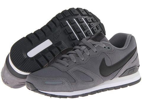 Nike Air Waffle Trainer Midnight Navy/Med Base Grey/Light Base Grey/White - Zappos.com Free Shipping BOTH Ways
