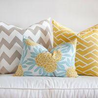 great website for cute pillows - Caitlin Wilson Textiles