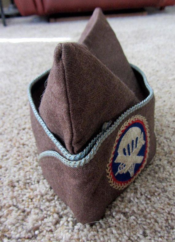 how to make wehrmacht garrison cap