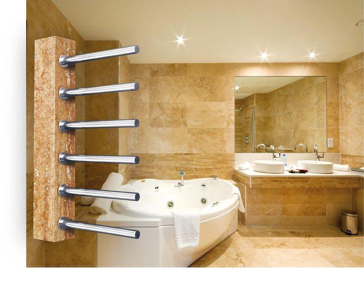 Grzejnik łazienkowy Design - Radeco - Wiking