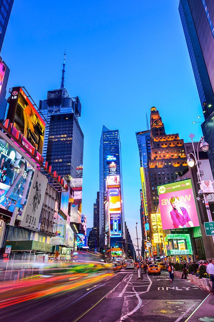 The Perfect 3 Day Weekend In New York City New York City Travel New York City New York Night