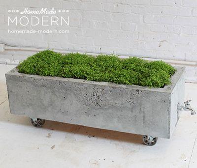 87 best Concrete DIY images on Pinterest | Concrete projects, Cement ...