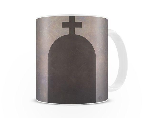 Mug #4 in my Hallowe'en Mugs series!