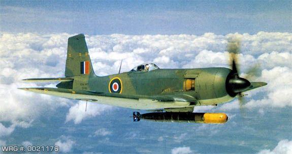 Blackburn Firebrand WRG-0021176